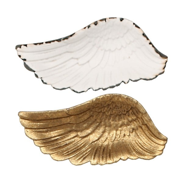 Sada 2 misiek Angel Wings
