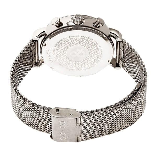 Pánske hodinky Monticello Richman Silver/White