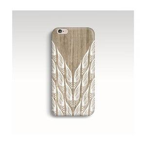 Obal na telefón Wooden Wings pre iPhone 6/6S