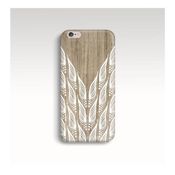 Obal na telefón Wooden Wings pre iPhone 6+/6S+