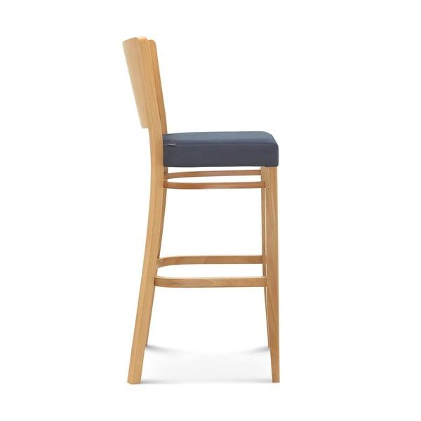 Barová drevená stolička Fameg Vibe