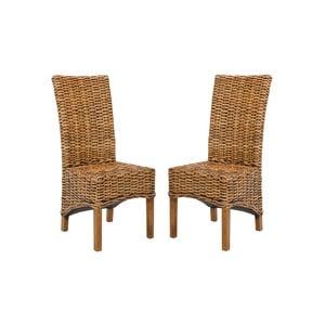 Sada 2 ratanových stoličiek Isla