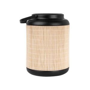 Bambusová lampáš PT LIVING, 15 × 20 cm