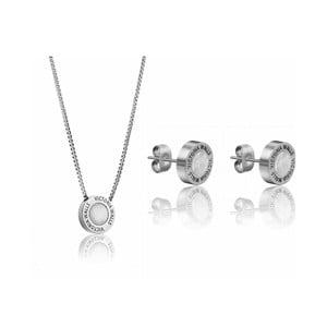 Set náhrdelníka a náušníc z antikoro ocele Victoria Walls Lia