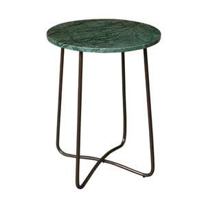 Mramorový stolík Dutchbone Emerald