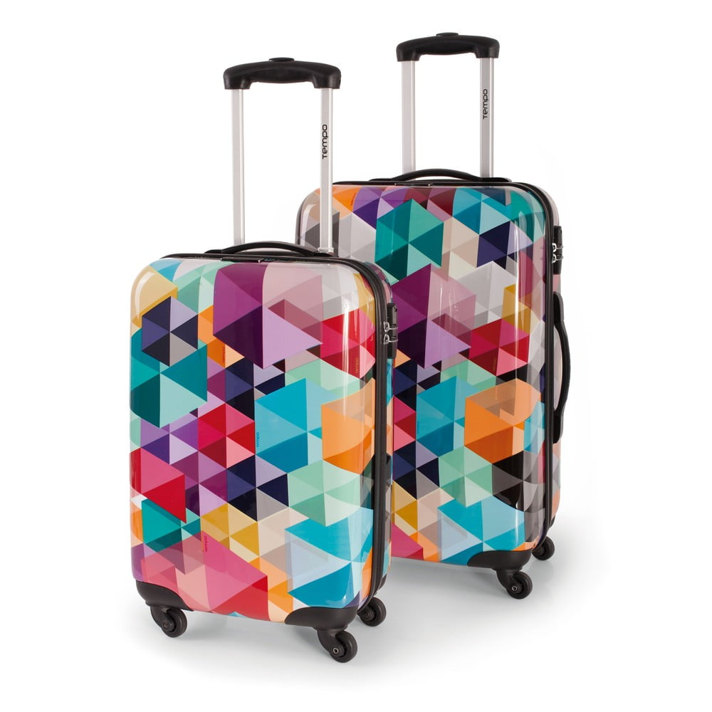 fda465e33ea7b Set 2 cestovných kufrov Lucchino Multi | Bonami