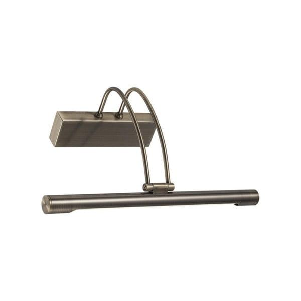 Nástenné svetlo Eflin Grey, 36 cm