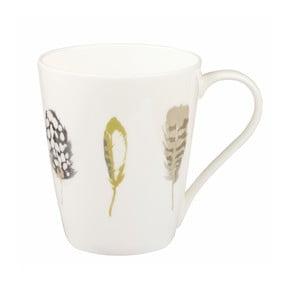 Hrnček z kostného porcelánu Churhill China Linen, 390 ml