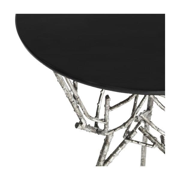 Kávový stolík Tara Accent Silver