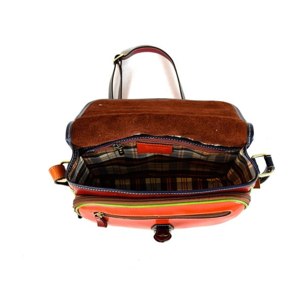 Kožená kabelka Santo Croce M6807 Multi