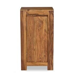 Nízka kúpeľňová skrinka z palisandrového dreva Woodking Lee