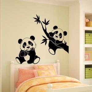 Samolepka Fanastick Pandas