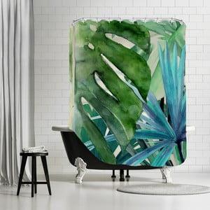 Kúpeľňový záves Palm Canyon, 180x180 cm