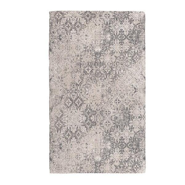 Koberec Chenille, 70x110 cm, sivý