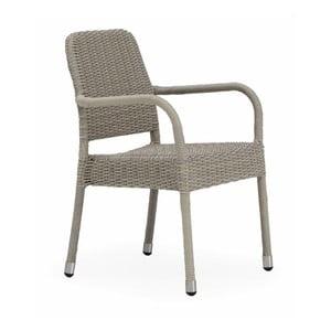 Záhradná stolička s opierkami Geese Nataly