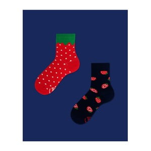 Detské ponožky Many Mornings Strawberries, veľ. 23/26
