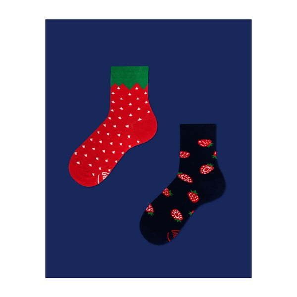 Detské ponožky Many Mornings Strawberries, veľ. 27/30