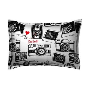 Obliečka na vankúš Hipster Clic, 50x70 cm