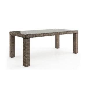 Béžový záhradný stôl Oltre Rapallo, 200cm