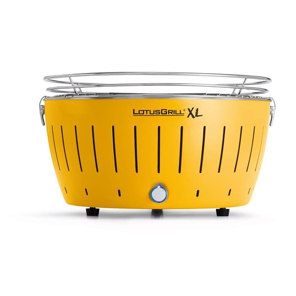 Nedymiaci gril LotusGrill XL Corn Yellow