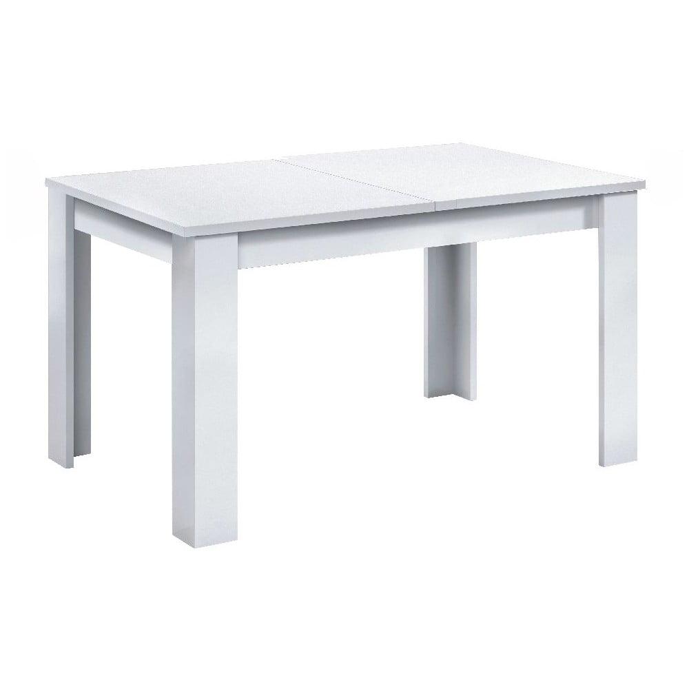 Biely rozkladací jedálenský stôl 13Casa Granada