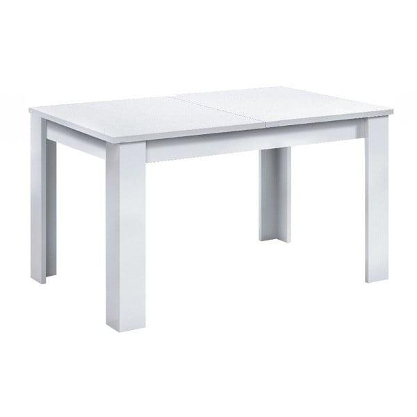 Rozkladací stôl Granada White