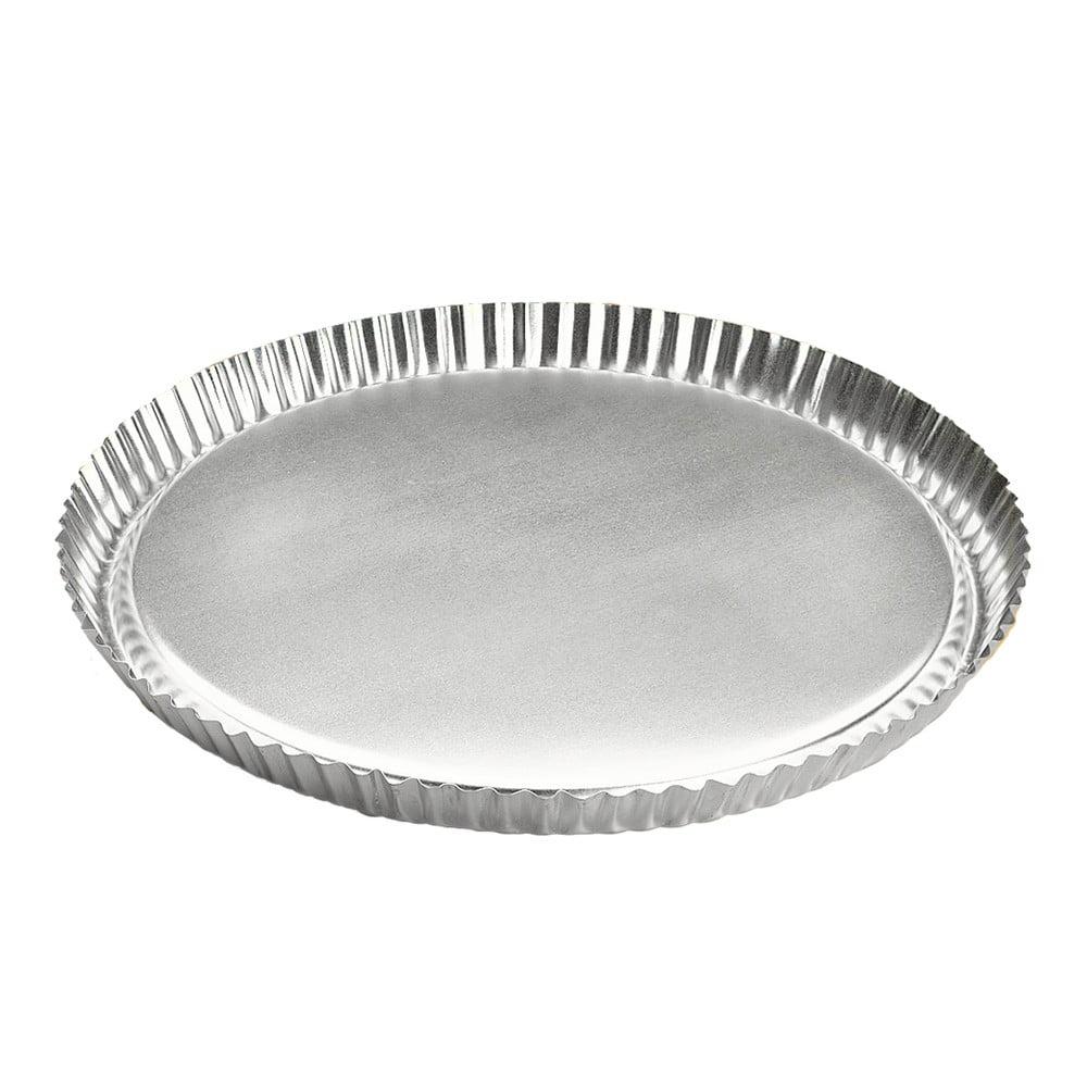 Forma na pečenie koláčov Metaltex Flan, ø 30 cm