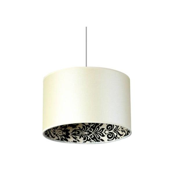 Biele stropné svietidlo Saparato Bianco