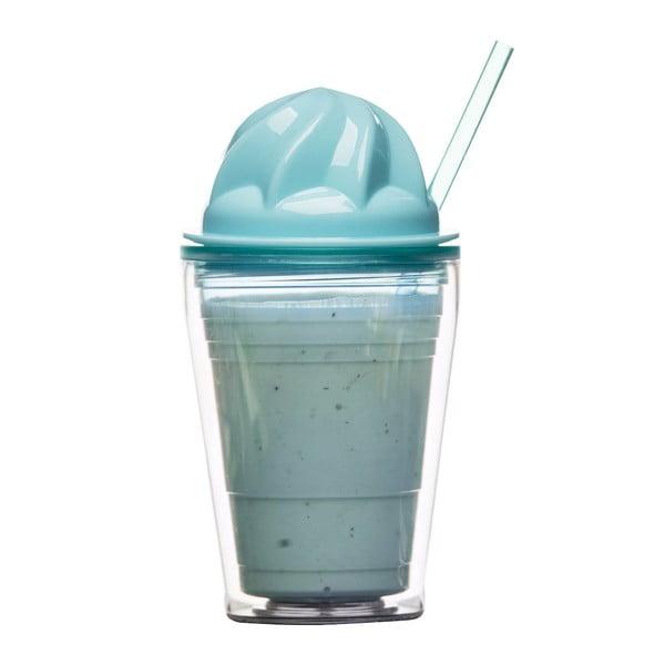Zelený hrnček na mliečne  kokteily Sagaform
