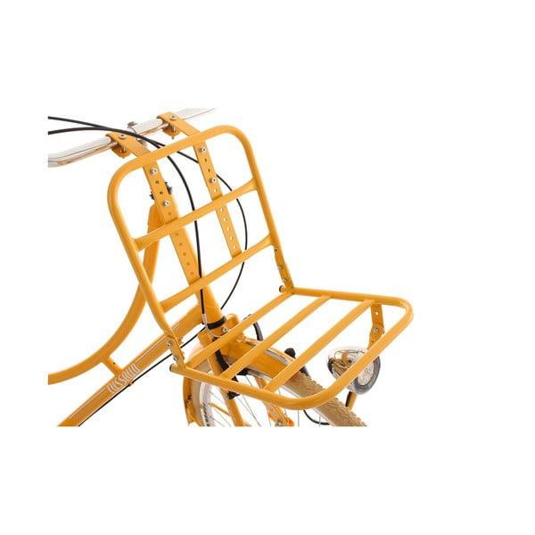 "Bicykel Tussaud Bike Orange, 28"", výška rámu 54 cm"