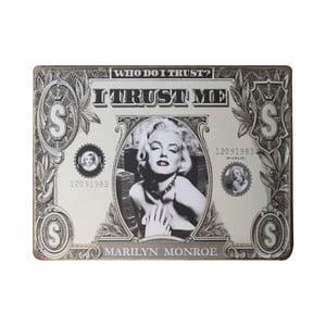 Ceduľa I Trust Me, 30x40 cm