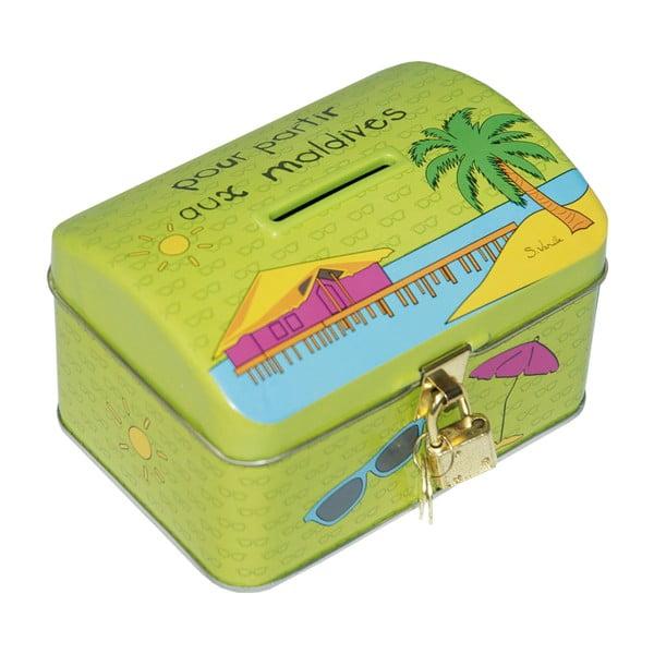 Krabička na peniaze Pour Partir de Maldives
