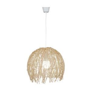 Stropné svetlo Struwel Beige, 35x40 cm
