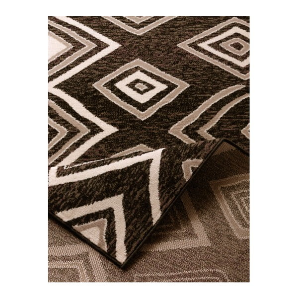 Sivý koberec Prime Pile, 120x170 cm
