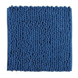 Modrá kúpeľňová predložka Aquanova Luka, 60 x 60 cm