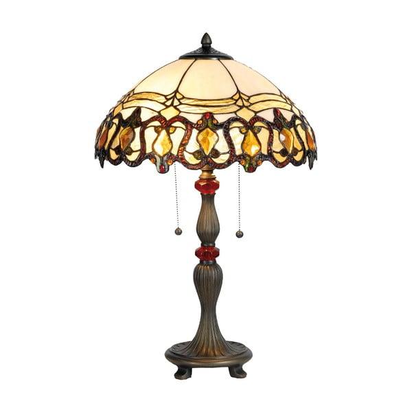 Tiffany stolná lampa Kap