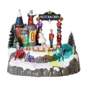 Svietiaca dekorácia Nutcracker