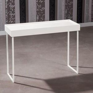 Konferenčný stolík Weak White