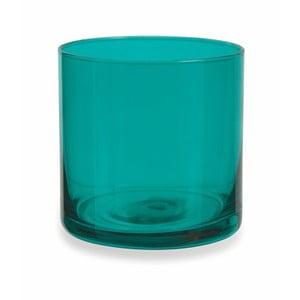 Sada 6 tyrkysovo modrých pohárov Villa d'Este Cala Kondal, 420 ml