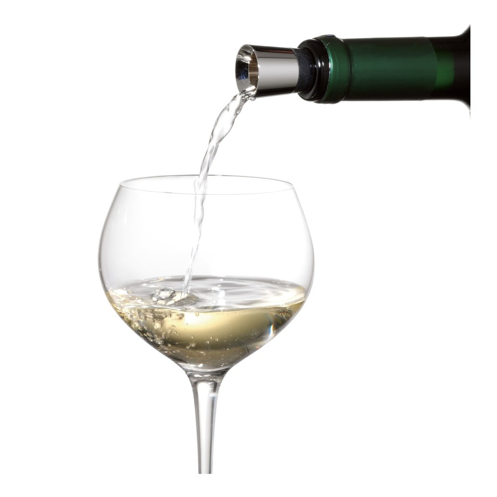 Antikoro lievik na víno so zátkou WMF Cromargan® Wine