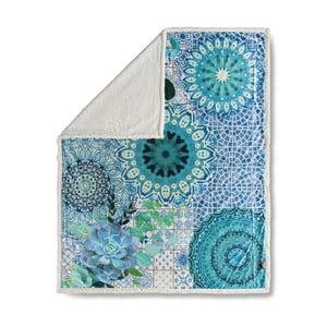 Prikrývka HIP Sinsin Blue, 130×160 cm