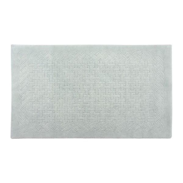 Koberec Patch 80x150 cm, sivý