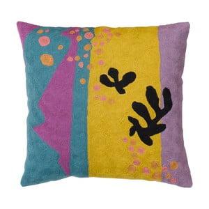 Obliečka na vankúš Matisse Ocean, 45x45 cm