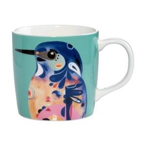 Porcelánový hrnček Maxwell & Williams Pete Cromer Kingfisher, 420 ml
