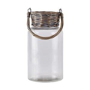 Váza Natural Clear