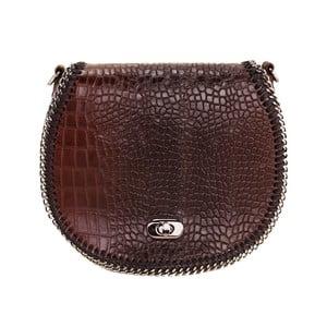 Kožená kabelka Valentina Moro