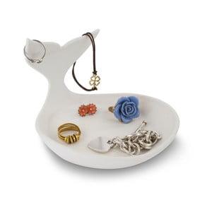 Biela miska na šperky J-Me Baby Whale