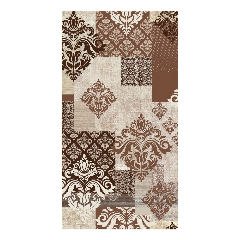 Odolný koberec Vitaus Ken, 120 × 160 cm