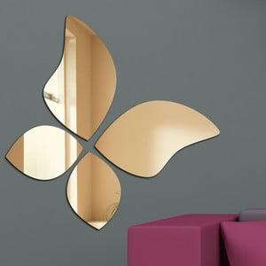 Dekoratívne zrkadlo Motýľ