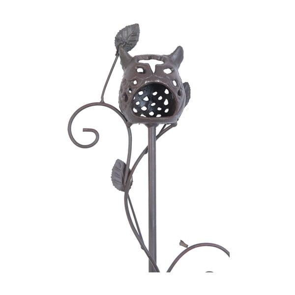 Zahradná zapichovacia dekorácia Clayre&Eef Owl